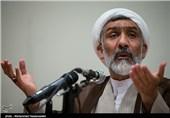 نشست انتخاباتی پور محمدی در دانشگاه شریف