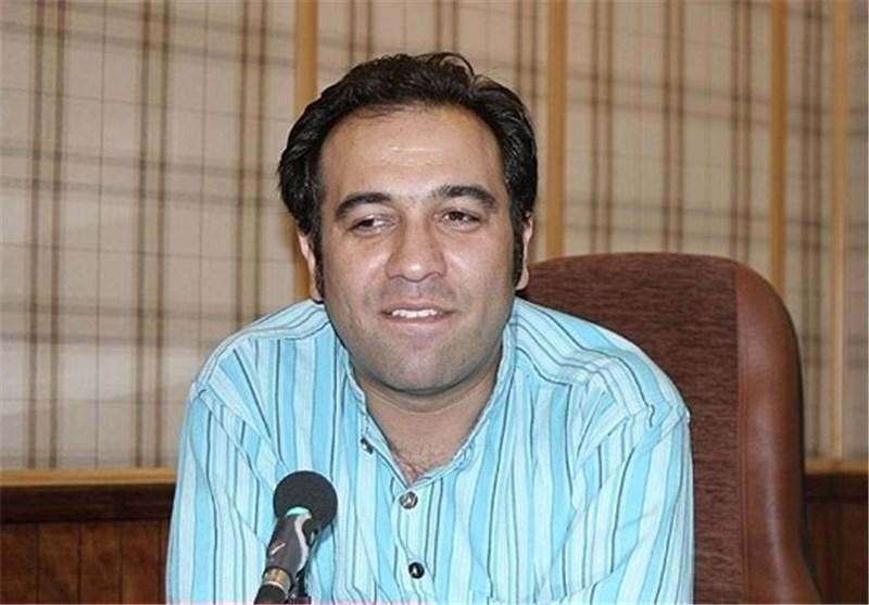 مجید ناظمپور با شناسنامه عود در راه نمایشگاه کتاب