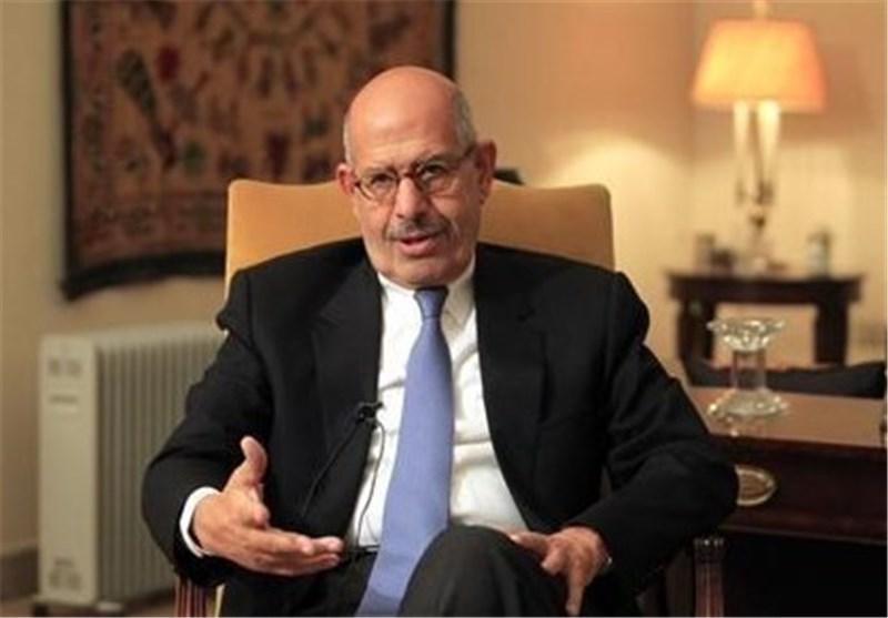 البرادعی : امریکا عملت على تعزیز المجموعات الارهابیة فی الشرق الاوسط