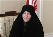 فاطمه رهبر نماینده مردم تهران در مجلس