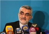 علا الدین بروجردی رئیس کمیسیون امنیت ملی مجلس