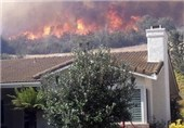 Thousands Evacuated for Wildfire near Los Angeles