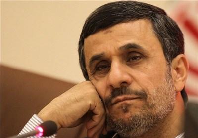 محمود احمدی نژاد رئیس جمهور
