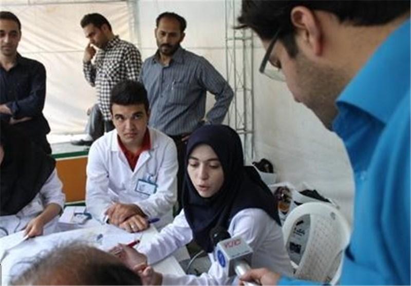 احتمال شناسایی 100 هزار مبتلا به فشار خون در منطقه بلوچستان وجود دارد