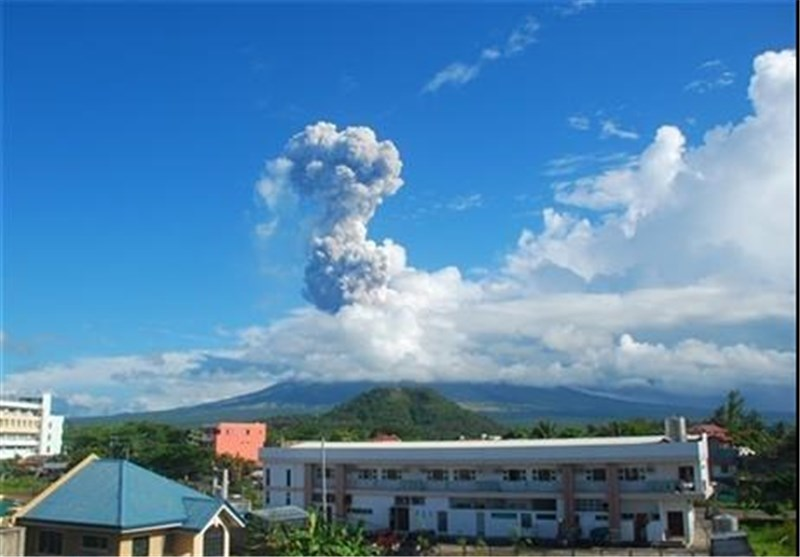 Over 80,000 People Evacuated Due to Threat of Volcano Eruption in Philippines