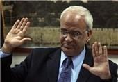 عریقات: عباس بدون اجازه مردخای و لیبرمن نمیتواند کاری بکند