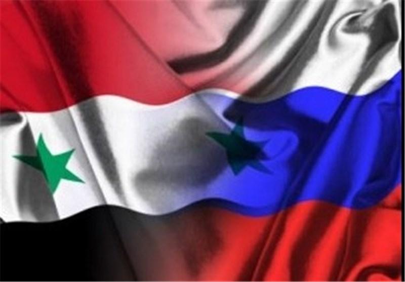 العلاقات الروسية السورية