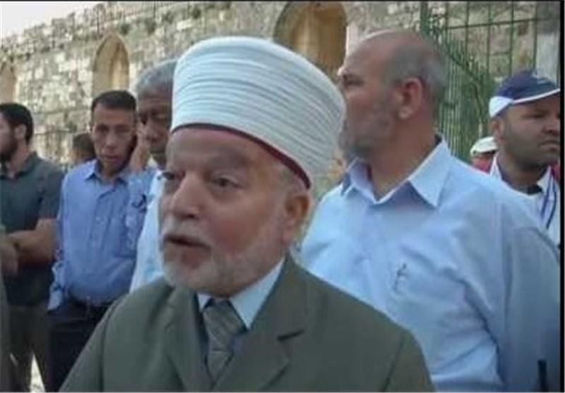 Al-Quds Mufti: Israel Intensifies Judization of Quds amid Syria Crisis