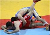 رقابتهای کشتی آزاد قهرمانی جوانان کشور در کرمانشاه برگزار میشود