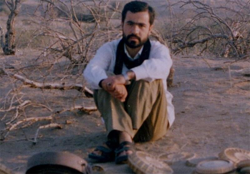 شهید محمد عاشوری