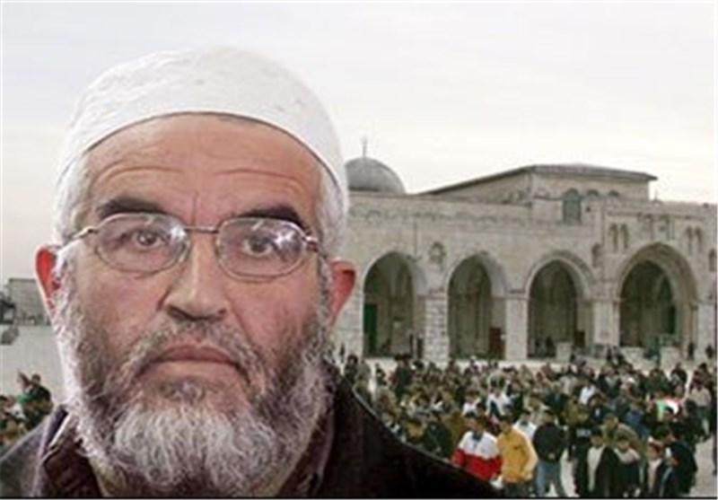 رائد صلاح شيخ المسجد الاقصى
