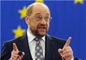مارتین شولتز خواستار کاهش تعداد اعضای کمیسیون اروپایی شد
