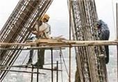 450 انجمن صنفی کارگری صنعت ساختمان در کشور فعالیت میکنند