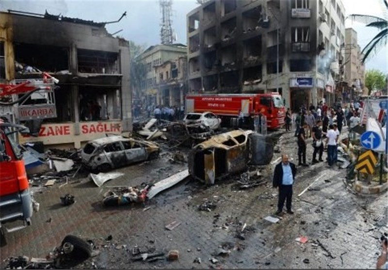 32 نفر از مظنونین انفجارهای ریحانلی ترکیه محاکمه میشوند