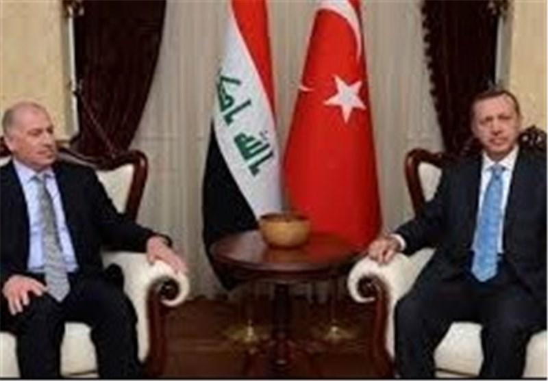 مصادر دبلوماسیة : اسامة النجیفی بحث مع أردوغان بأنقرة العملیة السیاسیة فی العراق