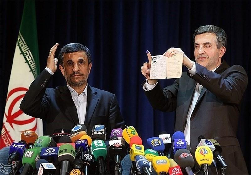 توضیحات دفتر رییسجمهور درباره اقدام تبلیغاتی احمدینژاد در روز آخر ثبتنام