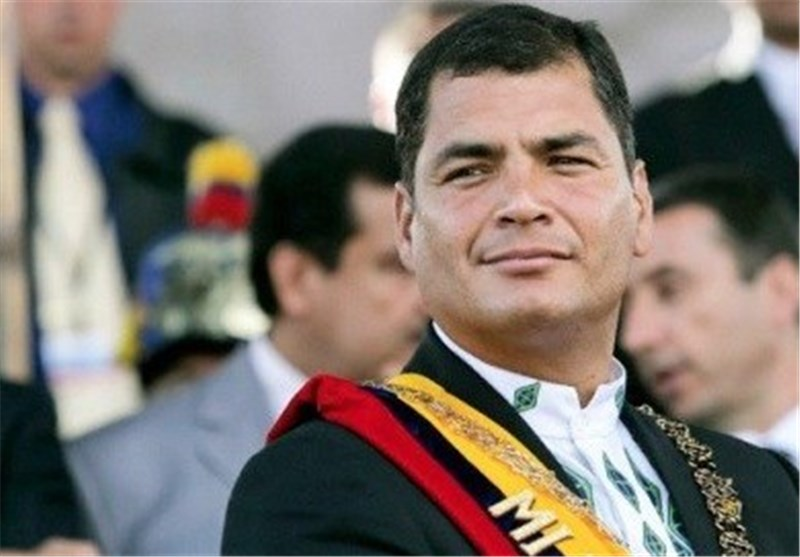 شرکت 90 هیات مختلف از کشورهای مختلف جهان در مراسم تحلیف رئیس جمهور اکوادور