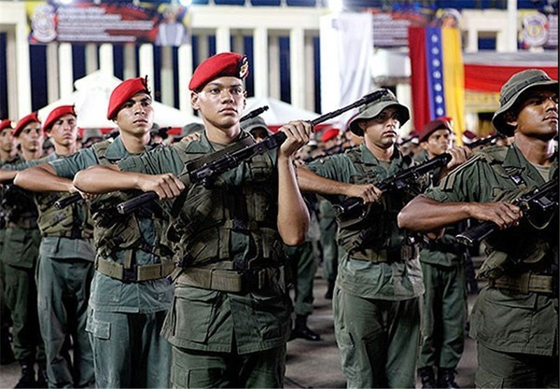 Venezuela Troops Seize Shops over High Prices
