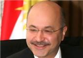 یادداشت| چرا حزب بارزانی با نامزدیبرهم صالح برای ریاست جمهوری عراق مخالف است؟