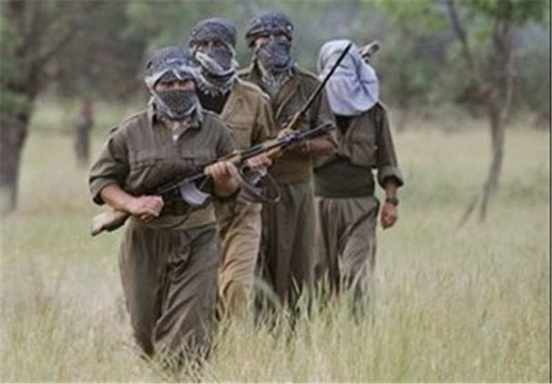 13 PKK Rebels Surrender to Turkish Security Forces