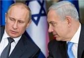 ایران و سوریه؛ محور اصلی دیدار نتانیاهو با پوتین