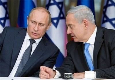 تماس تلفنی پوتین-نتانیاهو با محوریت ایران و سوریه