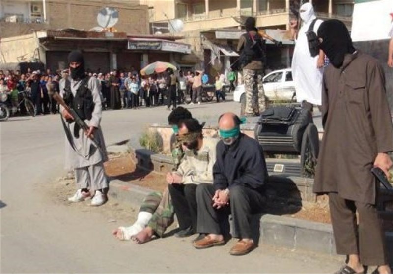 """""""داعش"""" مجازات اعدام را برای کوتاه کردن موی سر وضع کرد"""