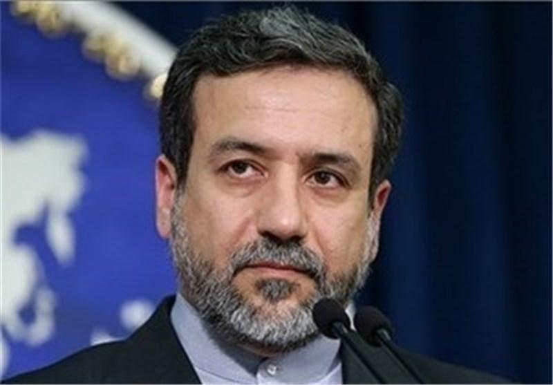 مساعد وزیر الخارجیة : مزاعم تواجد قوات ایرانیة فی سوریا من اسقاطات المعارضة السوریة