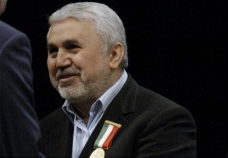 نشان عالی روابط عمومی به علی دارابی رسید
