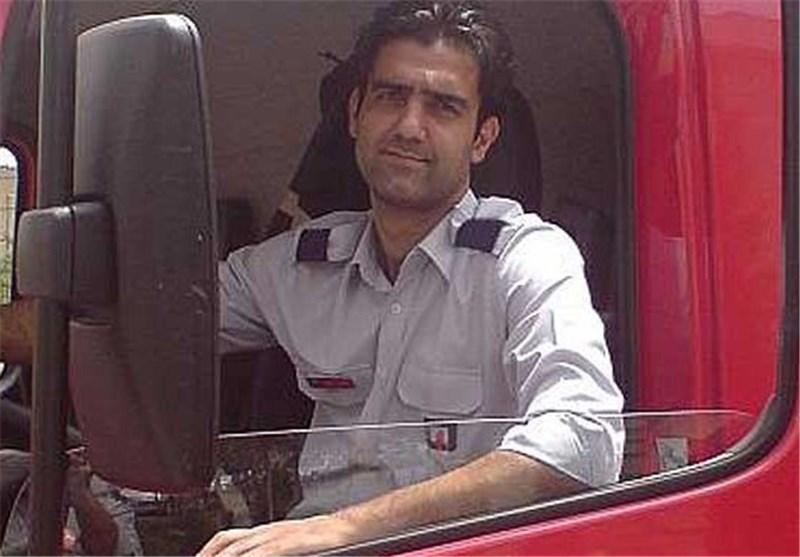 امید عباسی آتشنشان