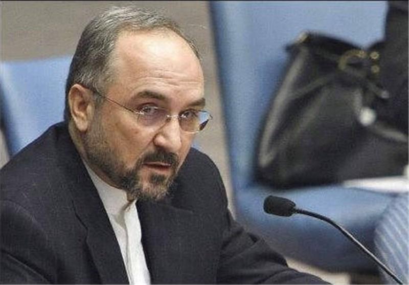 مندوب إیران الإسلامیة : القرار ضد سوریا یقوض الجهود الدولیة لحل الأزمة