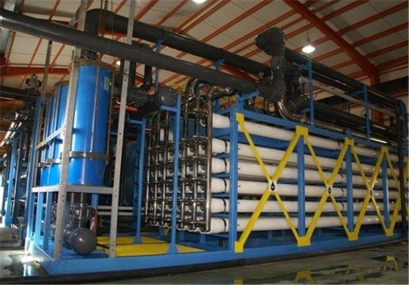 پروژه آب شیرینکن به ظرفیت 60 هزار متر مکعب آب در استان بوشهراجرایی شد