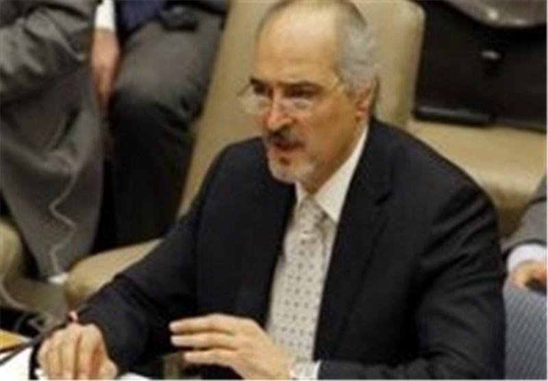 بشار الجعفری قرار الامم المتحدة یسیر عکس التیار وسابقةً خطیرة فی العلاقات الدولیة