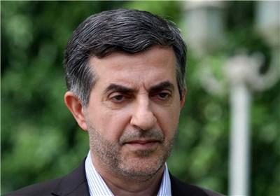 مشایی بازداشت شد