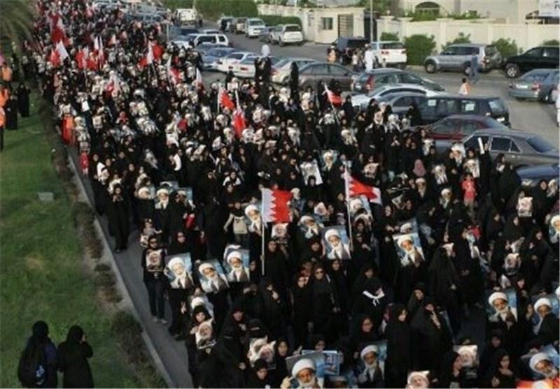 اعتصامات و احتجاجات فی عدة مناطق من البحرین