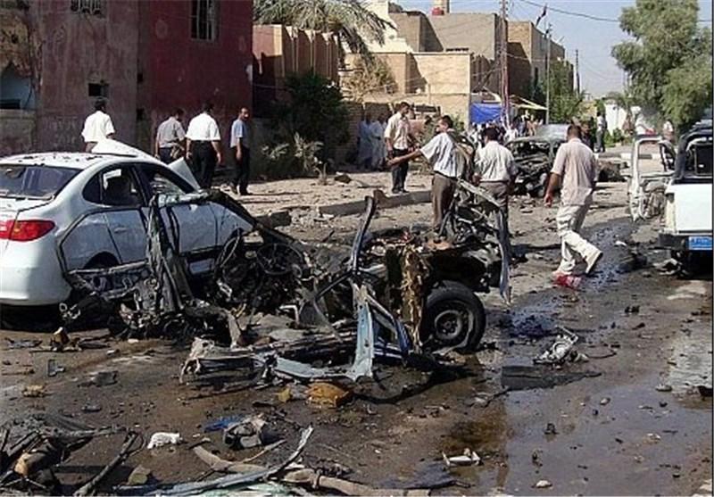 ارتفاع حصیلة التفجیرات الإرهابیة التی هزت العراق امس الى 80 شهیداً و 230 جریحاً
