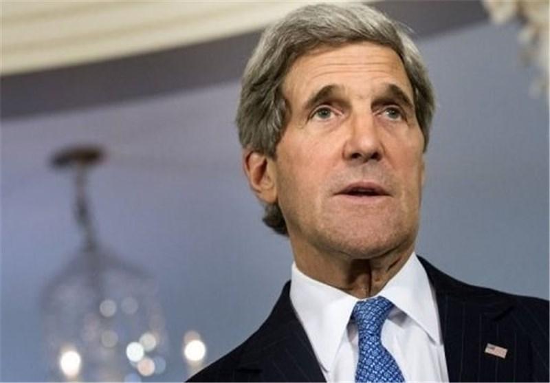 """جون کیری یعود الى الشرق الأوسط لبحث """"عملیة السلام"""" و الأزمة السوریة"""