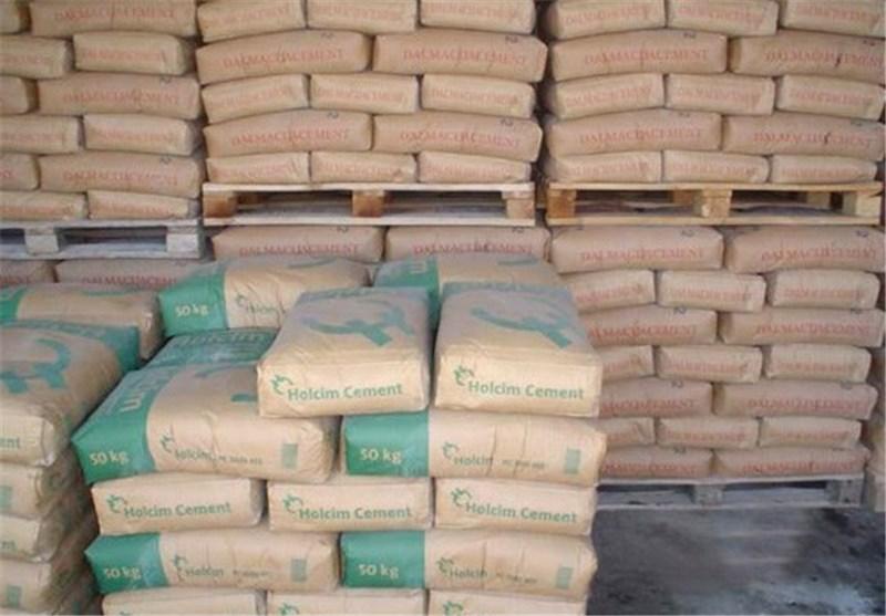 دپوی بیش از 8 میلیون تن سیمان مازاد در انبارها