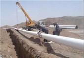 پیشرفت 75 درصدی پروژه خط انتقال آب از تصفیهخانه به شهر ایوانکی