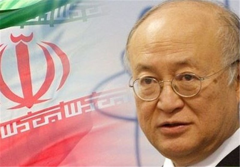 Amano: IAEA after Constructive Cooperation with Iran