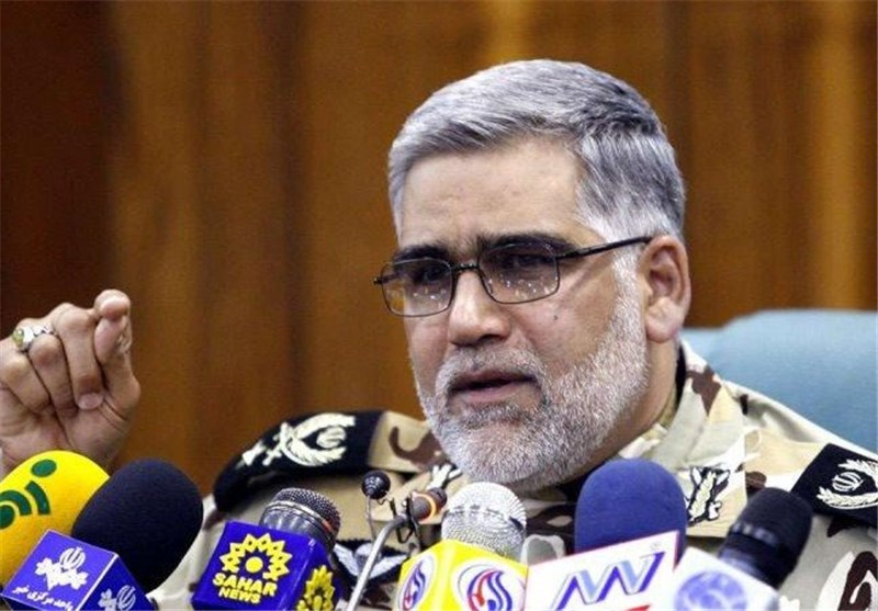 No More Border Insecurity, Iranian Commander Says