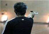مسابقات تیراندازی پنجرست تفنگ بادی قهرمانی کشور در بندرترکمن برگزار شد