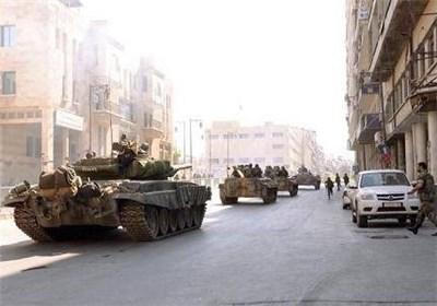 پیشرویهای ارتش سوریه