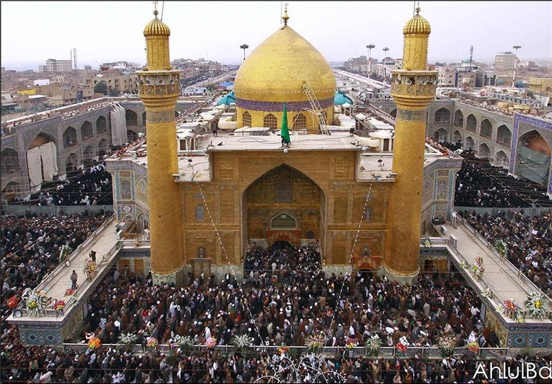 Non Muslim Perspective On The Revolution Of Imam Hussain: More Iranians Go To Iraq As Shiites