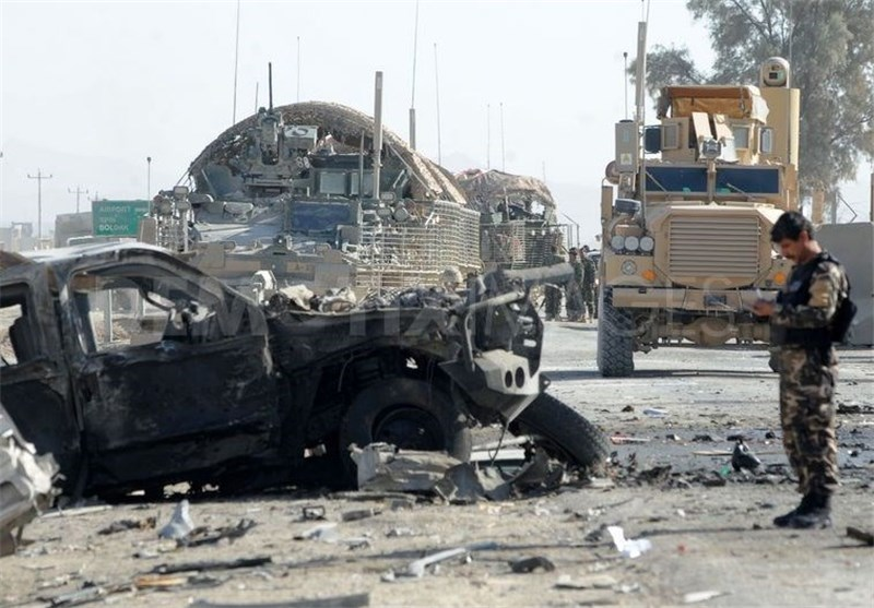 Scores Killed by Car Bomb in Afghanistan