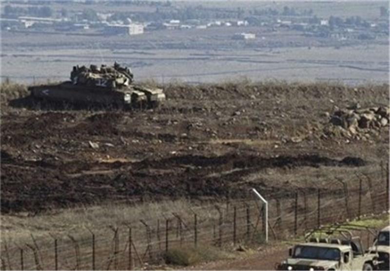 دوی انفجارات وحرکة طیران فی الجولان السوری .. و«إسرائیل» تهدد