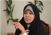دفاع تمامقد فائزه هاشمی از رئیس عرفان حلقه
