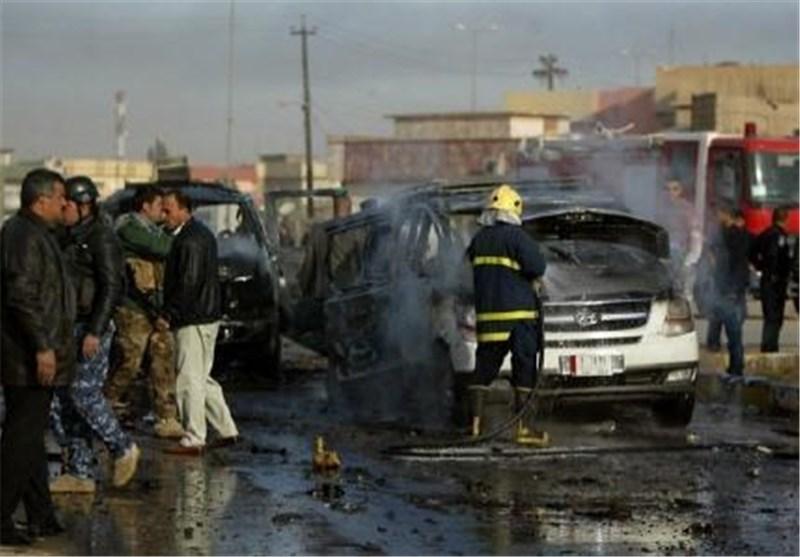 Teröristlerin Samarra'da Gerçekleştirdiği Patlamada 5 İranlı Şehit Oldu Ve 97 Kişi De Yaralandı