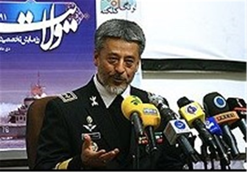 "Commander Sees Iran's Maritime Interests as ""Strategic"""
