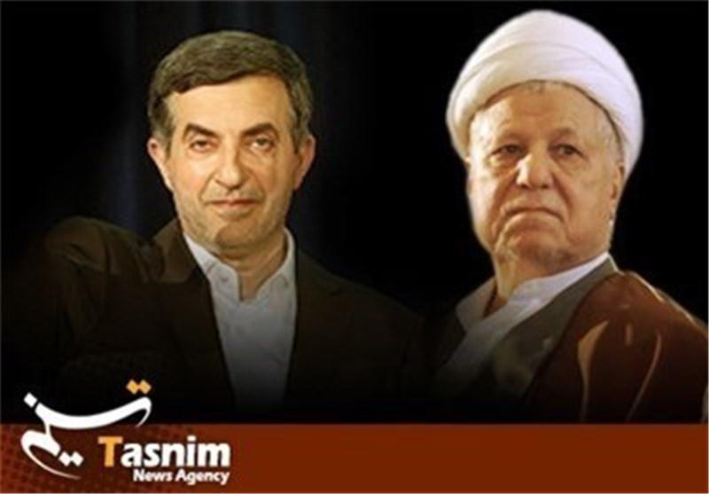 أنباء عن رفض أهلیة هاشمی رفسنجانی ورحیم مشائی لخوض الانتخابات الرئاسیة